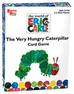 Eric Carle - Very Hungry Caterpillar Card Game