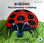 Eric Carle Puzzle - The Grouchy Ladybug 24 pcs