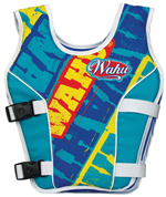 Wahu Swim Vest - Blue