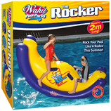 Wahu Pool Party Fun Inflatable Rocker 2m