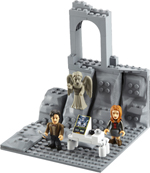 Dr Who - The Time of Angels Constructor Set.