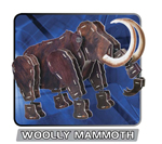 Puzzle WERX - Wooly Mammoth