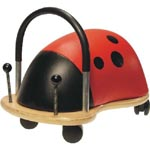 WHEELY BUG - Small Ladybug