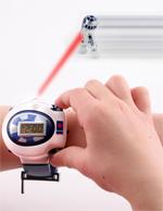 Star Wars Remote Control R2D2 Whizz Watch