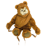 Star Wars Wicket Plush Backpack