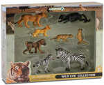 CollectA Wildlife 8 pieces Boxed set 89106