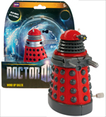 Dr Who - Wind Up Dalek Drone - Red