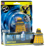 Dr Who - Wind Up Eternal Dalek - Yellow
