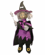 Witch - Character Hand Puppet