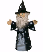 Magician - Character Hand Puppet
