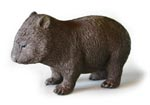 Wombat Replica Large 10cm, Small 4cm