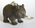 Wombat Key Ring 4.5cm long