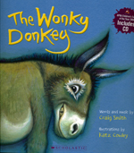 The Wonky Donkey by Craig Smith - with CD