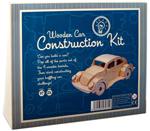 Wooden Car Construction Kit