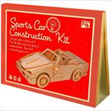 Wooden Spots Car Construction Kit
