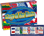 Flags of the World - Card Quiz Game