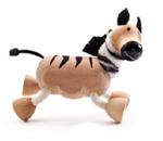 AnamalZ Zebra Wooden Figure - ZE2010