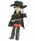 Zorro - Character Hand Puppet