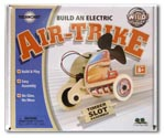 TimberSlot Build An Electric Air-Trike Construction Kit