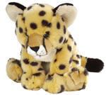 Cuddlekins Baby Cheetah 30cm