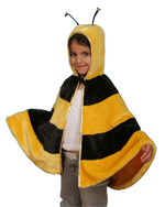 Kids Safrai Bumble Bee Cape