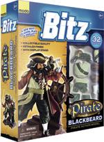 Bitz™ Blackbeard Pirate 32 pcs.
