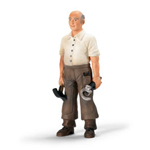 Schleich Blacksmith - 13446 - RETIRED