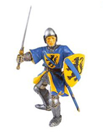 Flanders Knight - Blue