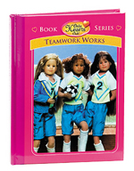 Hardback Book - Teamwork Works
