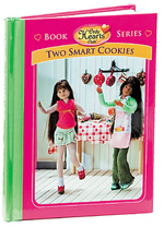Hardback Book - Two Smart Cookies