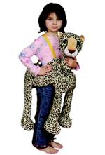 Kids Safari Wrap'n'Ride Cheetah