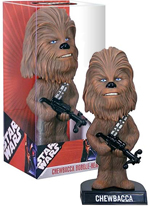 Star Wars - Chewbacca Bobble Head
