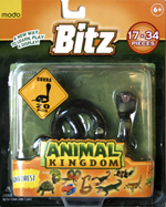 Bitz™ Animal Kingdom - Cobra 20 pcs