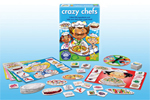 Orchard Toys Crazy Chefs - Observation and grouping game