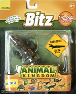 Bitz™ Animal Kingdom - Crocodile 25 pcs