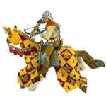 Papo Crossbowman and Horse -  NEW!