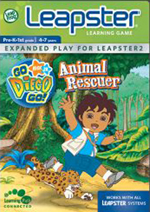Go Diego Go Animal Rescuer - EP for Leapster 2