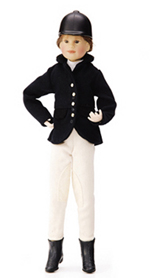 English Competion Riding Outfit - Black