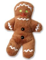 Finger Puppet - Ginger Bread Man