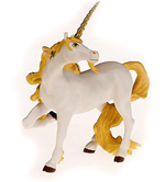 PAPO Golden Unicorn 12cm