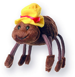 Finger Puppet - Incy Wincy Spider