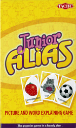 Alias Junior Card Game