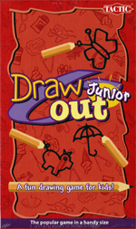 Draw Out Junior Card Game