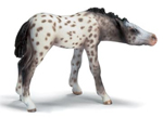 Schleich 13619 Knabstrupper Foal - RETIRED
