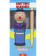Knitting Buddies - Prince