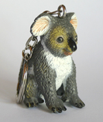 Koala Key Ring 4.5cm tall