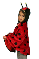 Kids Safari Lady Bird Cape