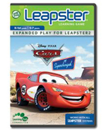 Cars Supercharged - EP for Leapster 2