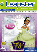 Disney Princess and the Frog - EP for Leapster 2