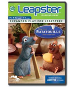Ratatouille - EP for Leapster 2